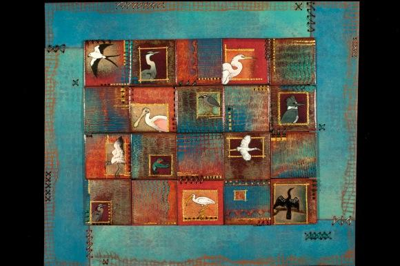 """""""Swamp Gems"""" by Kathy Wilcox"""